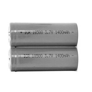 Rechargeable-icr18500-1400mah-li-ion-battery