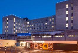 Derriford Hospital: Onde é permitido vaporizar e proibido fumar